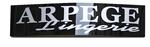 Arp�ge Lingerie - Partenaire du Coach Saou
