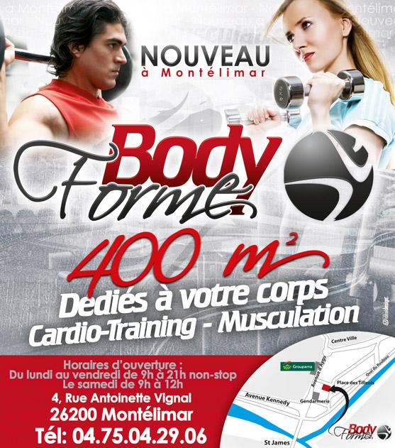 BodyForme - Partenaire du Coach Saou